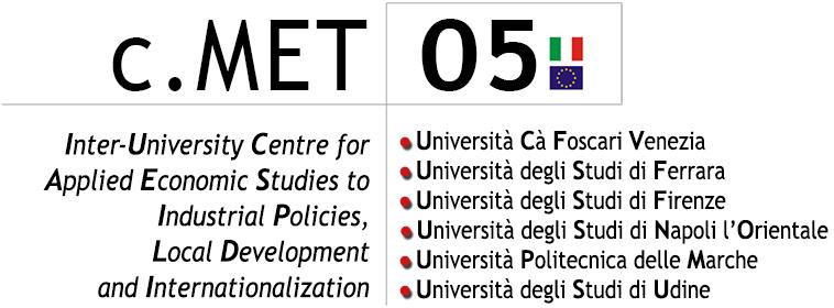 I Policy Colloquia c.MET05 - Dialoghi per il Territorio
